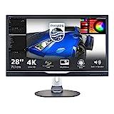 Monitor Philips 288P6LJEB/00 - Monitor de 28 4K UHD