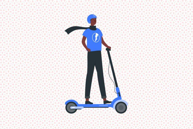 mejorar patinete electrico