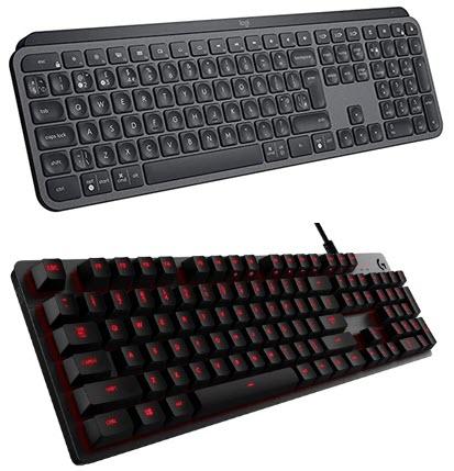 teclado mecanico y de membrana
