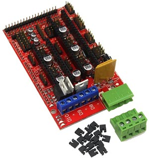 placa electronica impresora 3d
