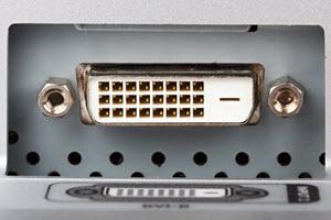 conexion DVI