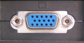 conexion VGA