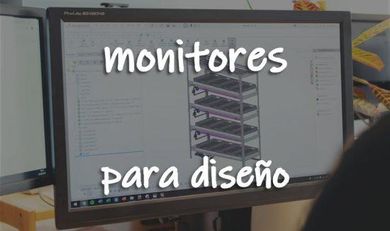 mejores monitores diseño